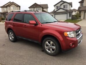 2012 Ford Escape - Limited