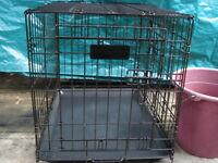 Wire pet cage/crate Small