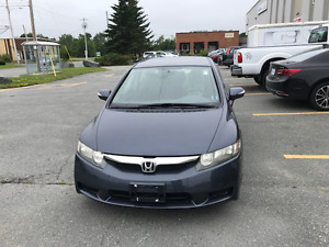 2009 Honda Civic Hybrid Sedan