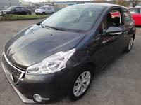LHD 2012 Peugeot 208 3P Active VTI 1.2 Petrol 3Door. SPANISH REGISTERED