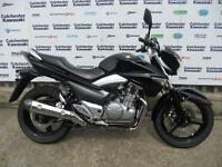 "Suzuki Inazuma GW 250 L3 ""62 Plate"" Very Nice Condition"