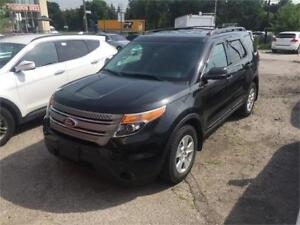 2012 Ford Explorer - 4wd
