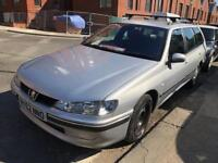 Peugeot 406 2.0HDi 90 Rapier Estate Starts and drives