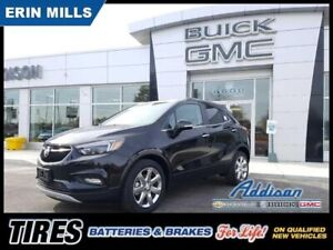 2018 Buick Encore Essence  - Leather Seats - Essence