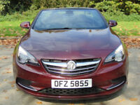 VAUXHALL CASCADA 1.4 SE S/S 2d 140 BHP (red) 2013
