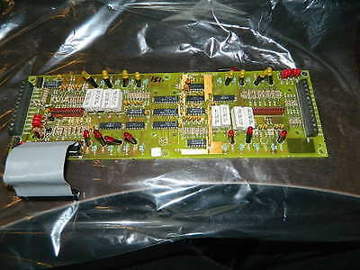 Simplex 8 Point Monitor Fire Board 562-777