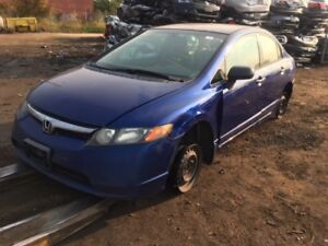 2006 Honda Civic just in for parts at Pic N Save!