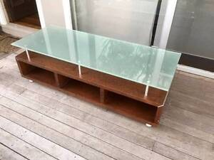 Sleek Modern TV Entertainment Unit North Narrabeen Pittwater Area Preview