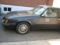 Rare '84 GTFord Mustang with T-Roofs.