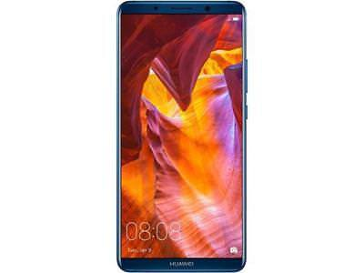 """Huawei Couple 10 Pro Unlocked Smartphone with Dual Camera (6"""" Midnight Blue, 128GB"""