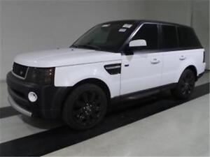 2013 LandRover RangeRover Sport 4WD ONLY 30,369 MILES!