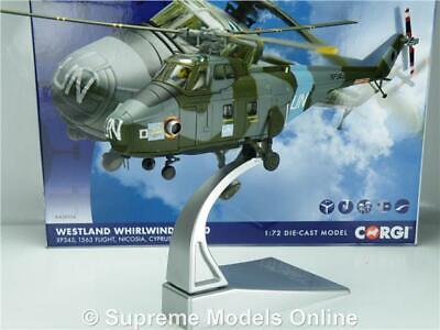 CORGI WESTLAND WHIRLWIND HELICOPTER HAR10 AA39104 MODEL 1:72 AVIATION ARCHIVE K8