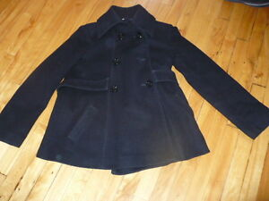 manteau semi-court