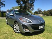 2010 Mazda 3 BL10L1 SP25 Activematic Silver 5 Speed Sports Automatic Sedan Somerton Park Holdfast Bay Preview