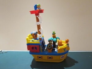 Mega Bocks Pirate Ship London Ontario image 3
