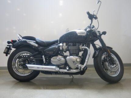 2018 Triumph Bonneville Speedmaster Road Bike 1200cc Ringwood Maroondah Area Preview
