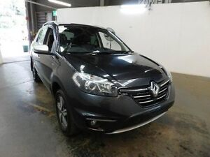 2015 Renault Koleos H45 Phase III Bose SE (4x2) Black Continuous Variable Wagon Virginia Brisbane North East Preview