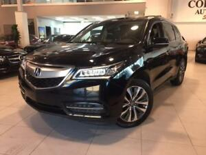 2015 Acura MDX NAVIGATION-CAMERA-REMOTE START-ROOF-NEW TIRES