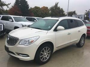 2014 Buick Enclave CXL just 49.000 km All Wheel Drive white