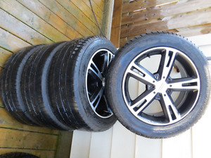 Lexus/Toyota Summer Alloy Rims and Tires