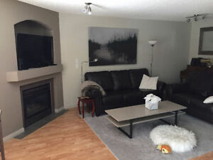 ROOM FOR RENT- In Beautiful Terwillegar Townhouse (Female Only)
