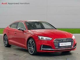image for 2017 Audi A5 S5 Quattro 5Dr Tiptronic Hatchback Petrol Automatic