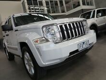 2012 Jeep Cherokee KK MY12 Limited 4x2 4 Speed Automatic Wagon Essendon Moonee Valley Preview