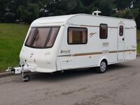 Elddis Avante 524 !!! 2002 Year 4-5 Berth !!! With Awning !!!