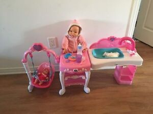 Very nice girl's toys. ALL AVAILABLE