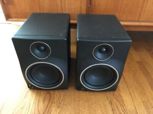 STUDIO MONITOR Active Speakers MACKIE MR6 MK3 Powered 6 Inch