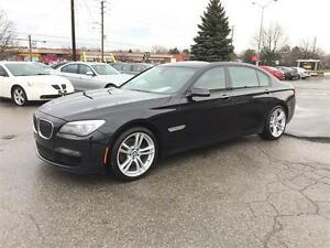 2013 BMW 740Li xDrive M SPORT PKG|NAV|CAM|SUNROOF|LEATHER