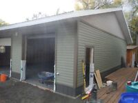 NEED A NEW GARAGE, SHED, CARPORT
