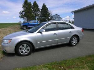 2009 Hyundai Sonata GL Sedan LOADED FINANCE $85. BI-WKLY OAC
