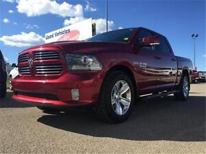 2014 Ram 1500 Sport CERTIFIED PRE OWNED & NO INS. CLAIMS