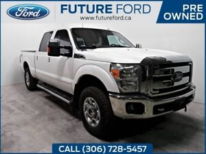 2014 Ford Super Duty F-250 SRW LARIAT|ONE OWNER LOCAL TRADE IN