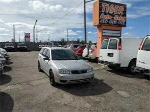 2005 Ford Focus SE***WAGON**AUTOMATIC**ONLY 174 KMS**AS IS