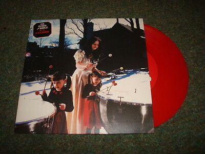 "WHITE STRIPES - MY DOORBELL - LIMITED 7"" RED VINYL - NEW - Rare"