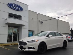 2013 Ford Fusion SE Ecoboost with Leather, Navigation, Moonroof