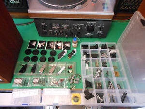 AUDIO Servicing and Repairs **Amps/Turntables/Speakers**