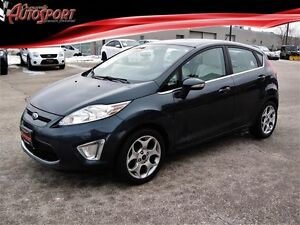 2011 Ford Fiesta | SES | LEATHER | SUNROOF
