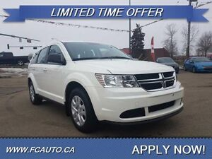 2015 Dodge Journey American Value Packa