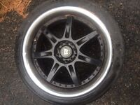 "18"" Rims Motegi Racing"