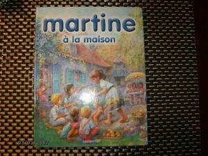 livre martine a la maison ( 8 histoires de martine)