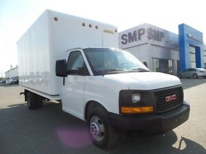 2015 GMC Savana Commercial Cutaway PST paid, SMP