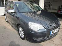 2009 Volkswagon Polo 1.4 TDi Bluemotion Diesel ***FSH - 88MPG!!!!***