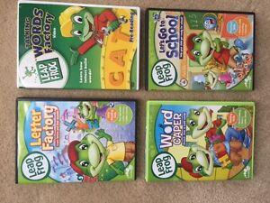 Leap Frog DVDs ~ fun and educational!