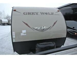 26 CKSE Grey Wolf Open Floor Plan w/Double Bunks