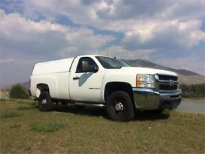 Chevrolet Silverado 2500HD (SHELVING) 1 OWNER 96,850 KMS