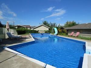 Just Listed! Beautiful Family home with Inground pool  Must See!