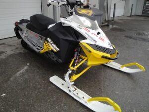2010 Ski-Doo MX-Z X-RS 800 P-TEK